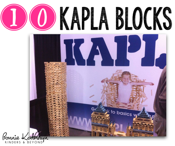 Kapla Blocks