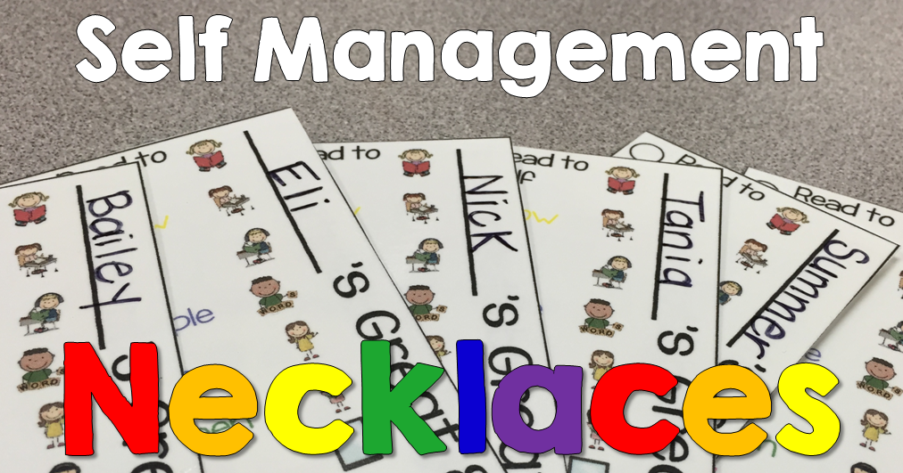 Manage Your Class One Necklace At a Time…