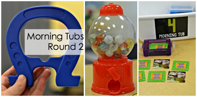 Morning Tubs Round 2